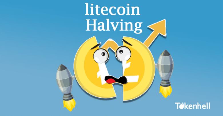Стоимость Litecoin