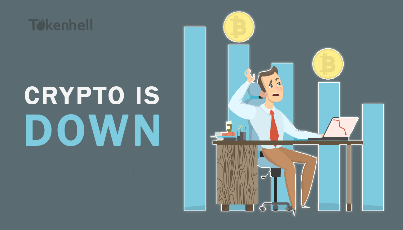 why cryptocurrency down